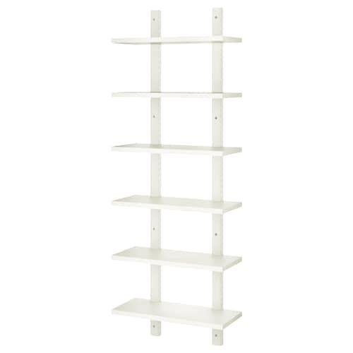 Varde Wandregal Weiss Ikea Deutschland Wall Shelves Ikea Varde Kitchen Wall Storage