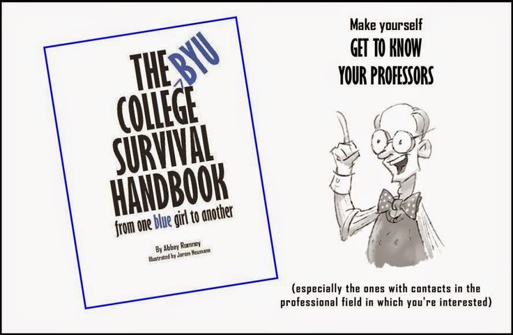 I Love to Read and Review Books :): The BYU College Survival Handbook