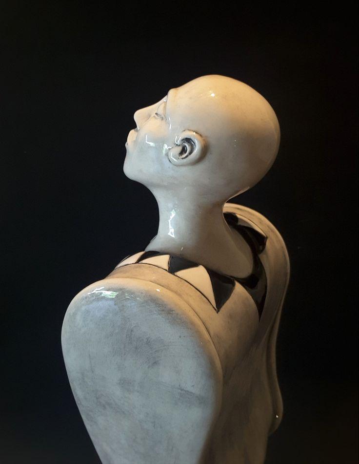 Diane Kotzamanis.....JUST MEDITATE....Facebook DK Ceramics