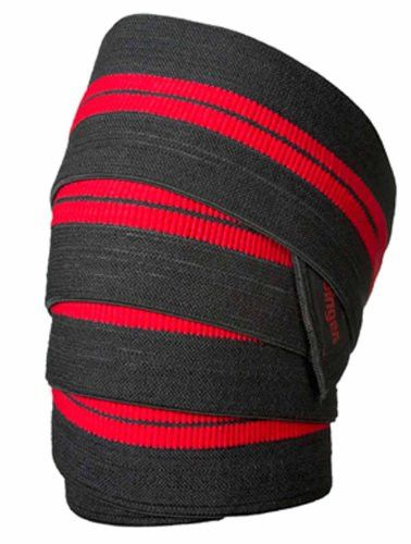 78-Inch Knee Wraps for Weightlifting (pair)