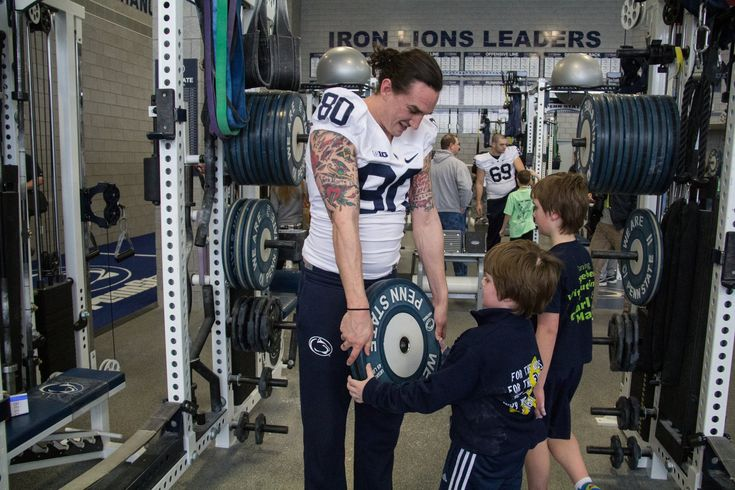Penn State Football Players Unable To Participate In THON Program Saturday | Onward State