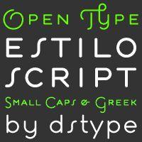 Estilo Script $21