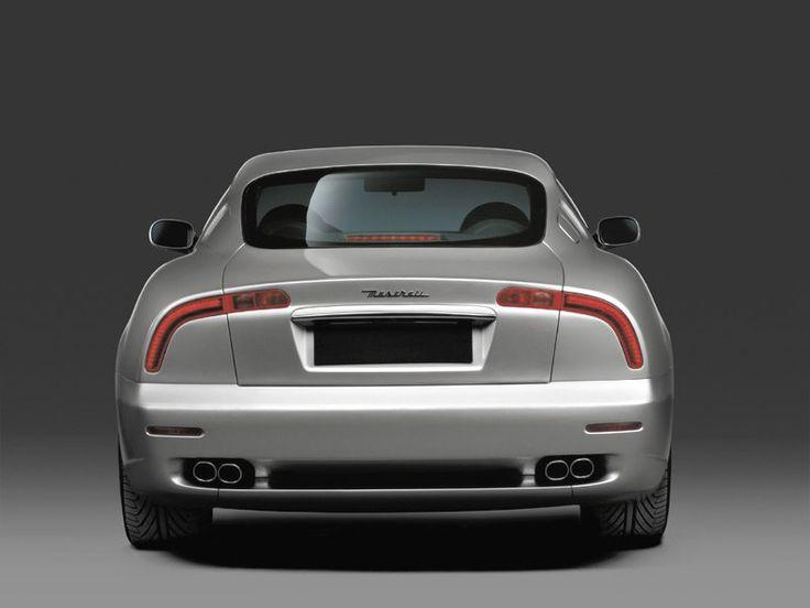 1998-2002 MASERATI 3200 GT - exterior styling by ItalDesign / Giorgetto Giugiarro, interior design by Enrico Fumia of Bra.