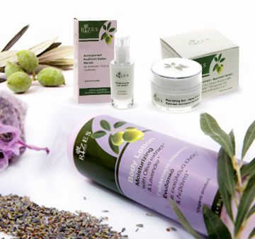 Rizes crete natural products