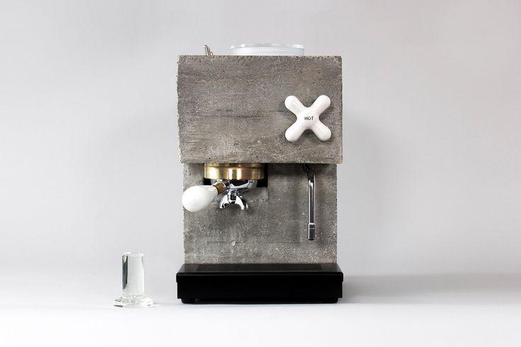 In a backyard in Berkeley, California, design company montaag has reinvented the espresso machine.