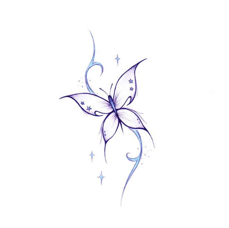 Butterfly Tattoos for Women:Tattoos for Women