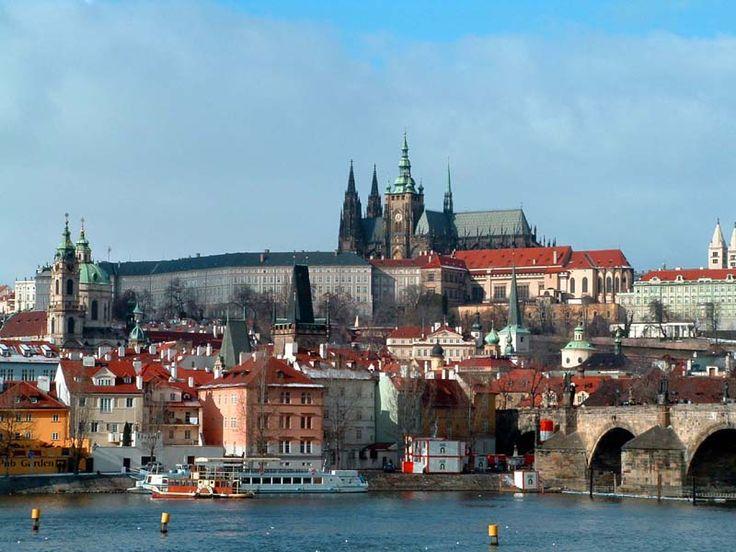 Prague. Summer 2012 :) I'm going! :D