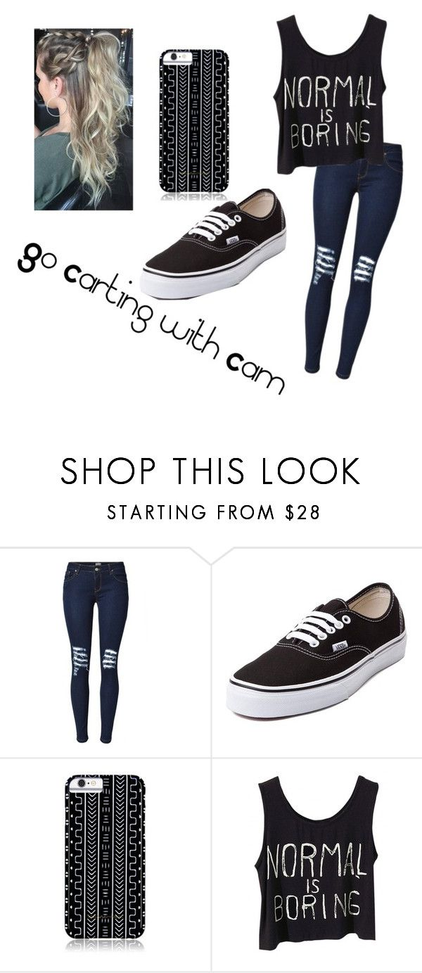 """First Date with Cam"" by keely-puff ❤ liked on Polyvore featuring Vans and Savannah Hayes"