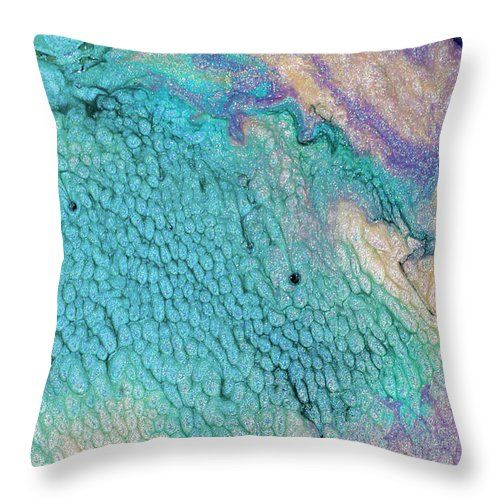 """#Tropical Thought #ThrowPillow by #JuliaFineArt.  Our throw pillows are made from 100% spun polyester poplin fabric and add a stylish statement to any room.  Pillows are available in sizes from 14"""" x 14"""" up to 26"""" x 26"""".  Each pillow is printed on both sides (same image) and includes a concealed zipper and removable insert (if selected) for easy cleaning. #pixels"""