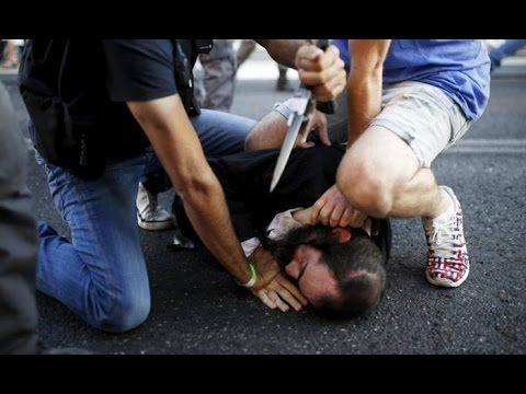 Noticias Mundiales Hoy: Puñal y Sangre Interrumpió Marcha Gay en La Ciudad Santa Jerusalén