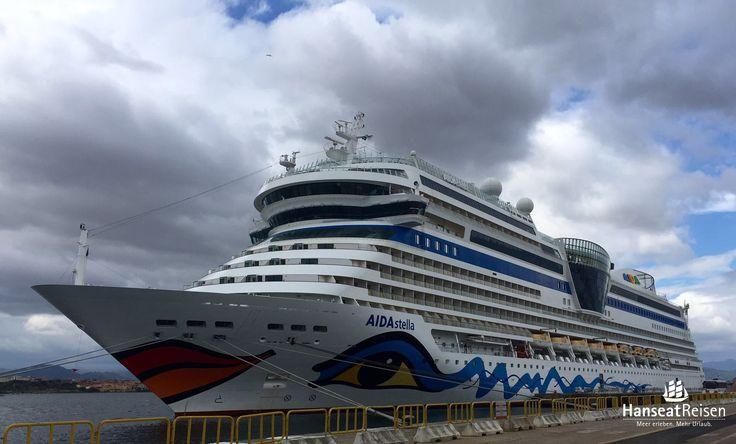 Unterwegs mit AIDAstella durchs Mittelmeer