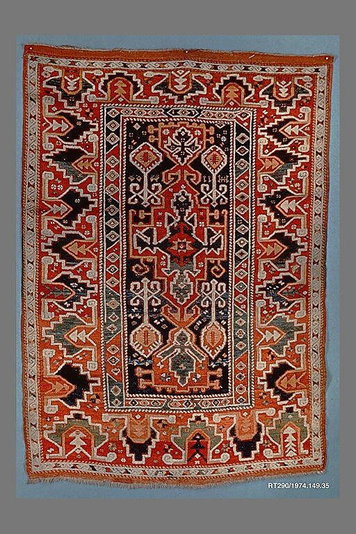 Carpet  Date:     19th century Geography:     Turkey Culture:     Islamic