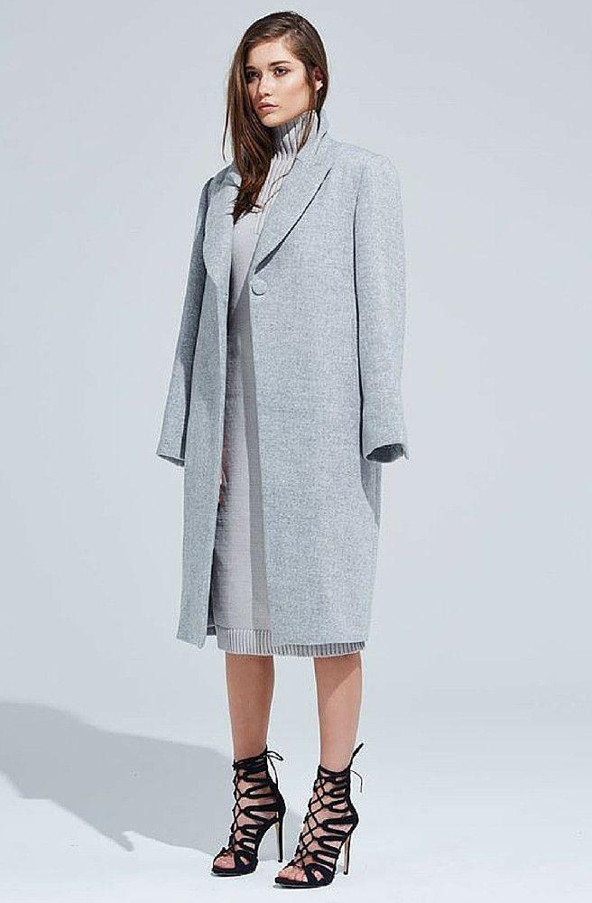 Bless'ed Are The Meek - Interchange Coat