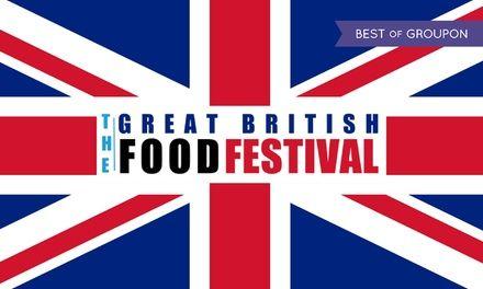 Great British Food Festival