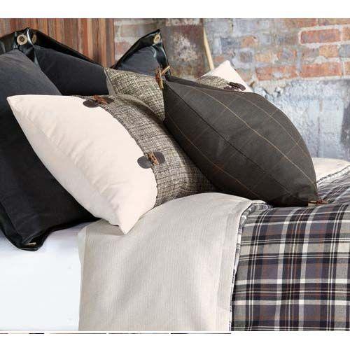Toggle & Wool Pillows!