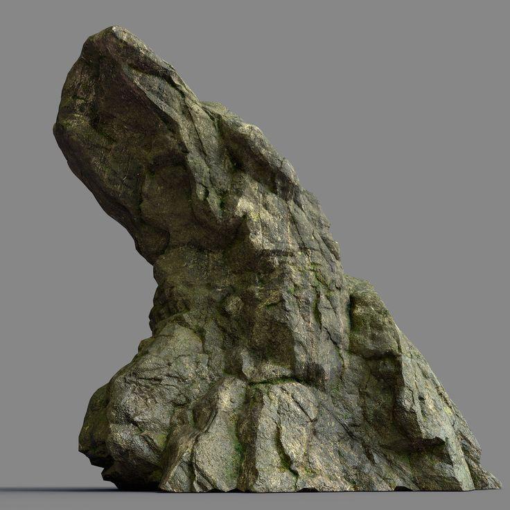 ArtStation - Howling wolf cliff, Alen Vejzovic