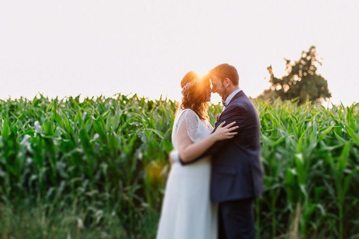 Hochzeit im Boho Stil – Christian & Rieke