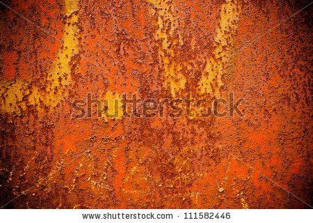 Grunge rust by Kasper Nymann, via Shutterstock