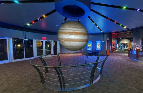 Clark Planetarium | Salt Lake City, UT 84101-1145 | Salt Lake Hotels, Restaurants & Things to Do