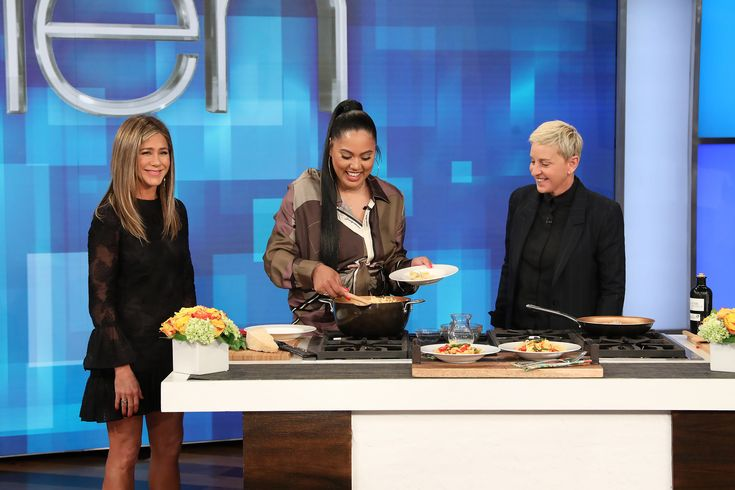 Ayesha Curry Puts Cheese in Her Guacamole—and Jennifer
