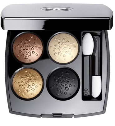Chanel Rêve d'Orient Quadra Eyeshadow, available now!