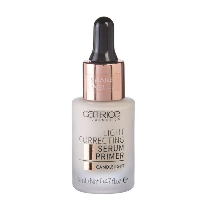 Afbeeldingsresultaat voor Catrice Light Correcting Serum Primer