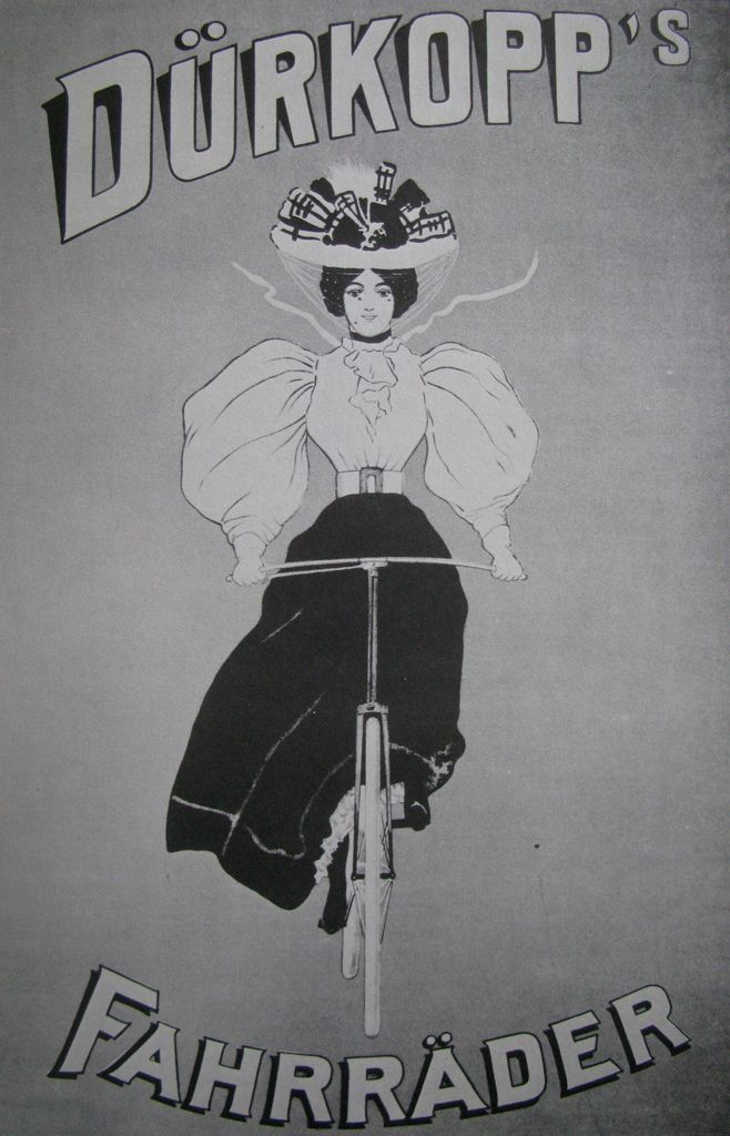 Vintage Bicycle Posters: Dürkopp