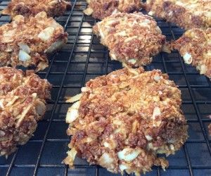 dessert recipes, healthy snacking, snacks, healthy food, Anzac biscuits