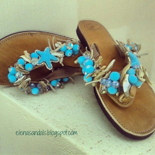 Greek sandals/handmade
