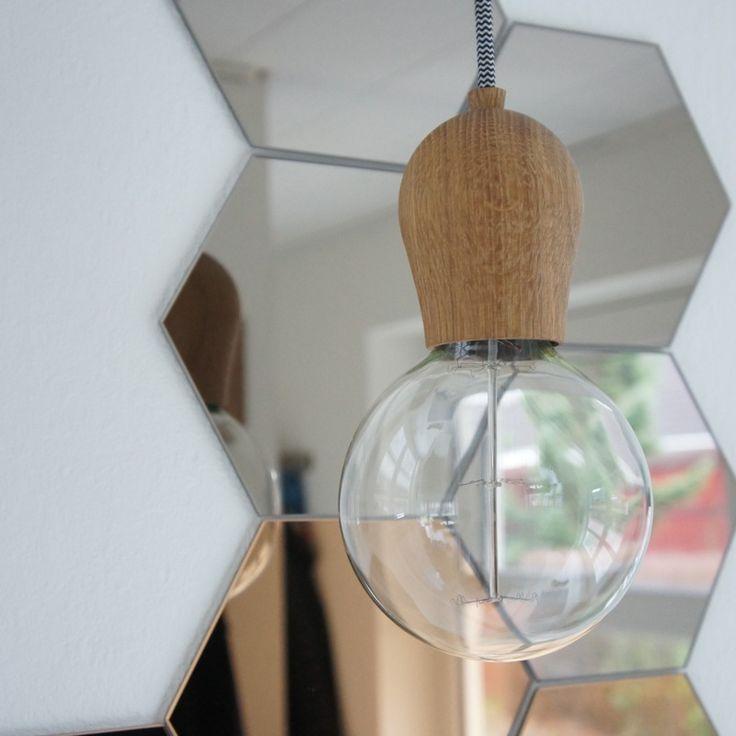 ny lampe i gangen // Nordictales