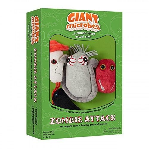 Plush Zombie Attack