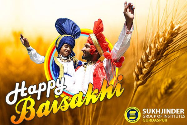 May your Baisakhi be blessed with the bounty of the season and a harvest of joy and prosperity. Happy Baisakhi !!!