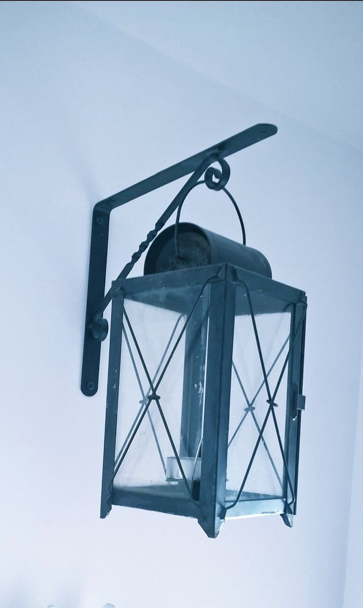 Soon I will light the lantern. A night is coming. Designed by Urszula Koronczewska.