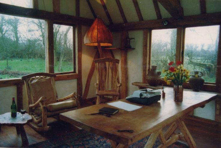 Interior of a Studio
