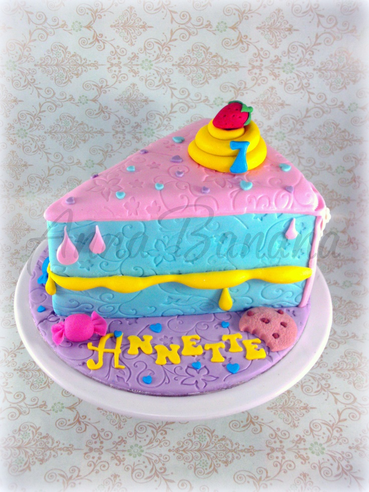 Giant Cupcake Birthday Cakes Ideas