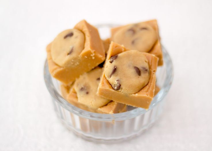 This incredible Cookie Dough Fudge is exactly what it says on the tin. Gorgeous vanilla fudge stuffed with cookie dough balls. YUM!