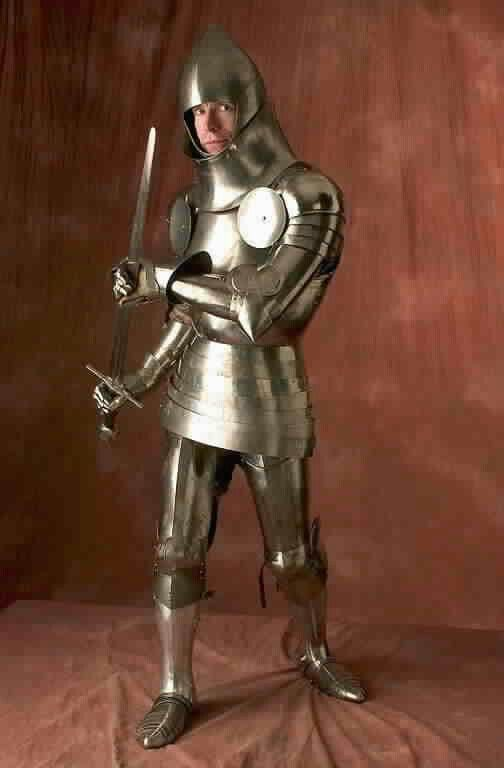 English Armour Early 15th Century