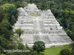 Uaxactun (pronounced [waʃakˈtun]) is an ancient sacred place of the Maya civilization, located in the Petén Basin region of the Maya lowlands, in the present-day department of Petén, Guatemala. The site lies some 12 miles (19 km) north of the major center of Tikal. The name is sometimes spelled as Waxaktun.