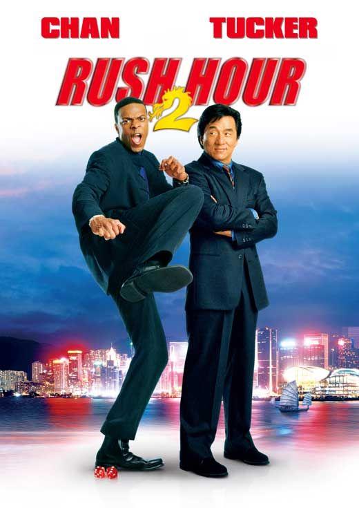 Rush Hour 2, USA, 2001