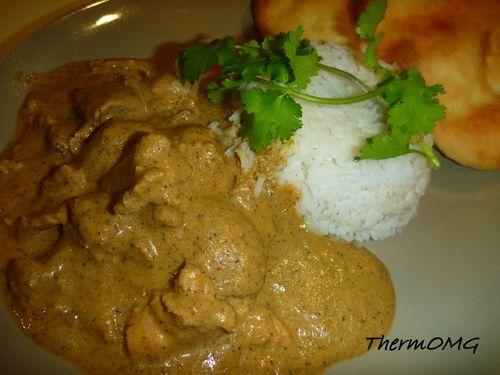 Nigella's Mughlai Chicken — ThermOMG