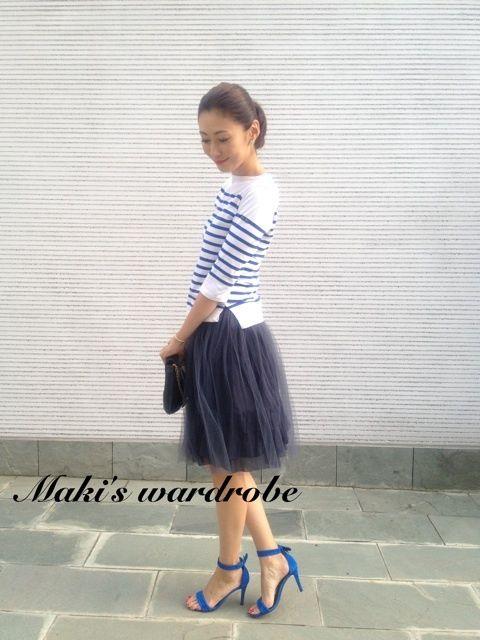田丸麻紀さん 2012/09/07