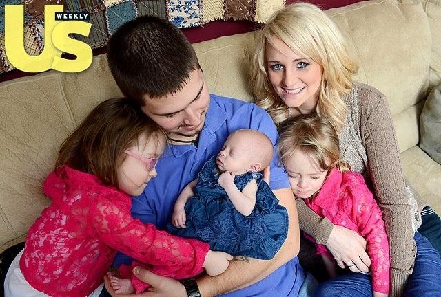 Jeremy, Leah, Adalynn, Aleeah And Ali