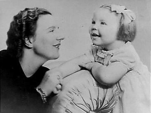 Juliana en Beatrix