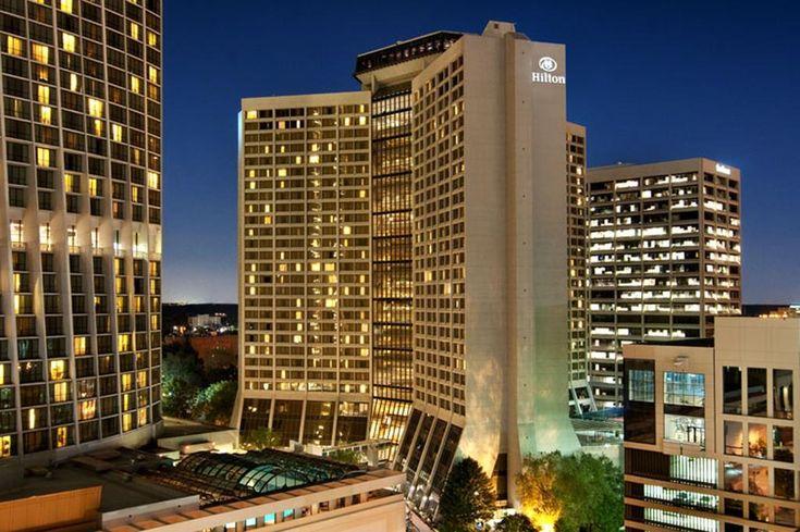 Hotel Hilton Atlanta, USA - LetsHind.com