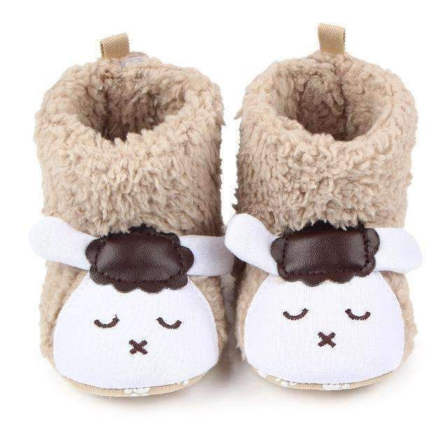 How adorable are these baby UGG boots? Fit to be Tied Kids