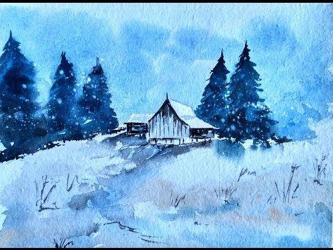 Best 25+ Watercolor landscape tutorial ideas on Pinterest | Sketch ...