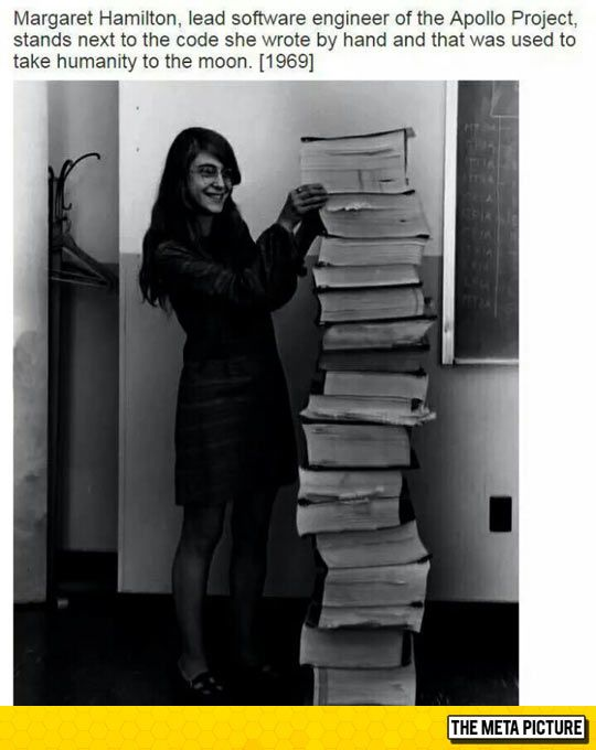We Know All About The First Man To Land On The Moon But No One Mentioned Her