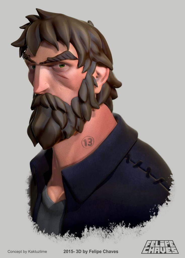 Joel, Felipe Chaves on ArtStation at https://www.artstation.com/artwork/joel-6c917fd6-7c66-4d65-8a07-bd7f71765ba6