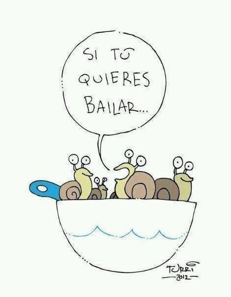 #humor sopa de caracoL!