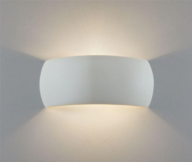 Astro Lighting 7073 Milo 1 Light Ceramic Wall Light at Lights 4 Living